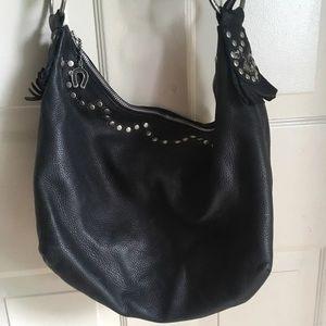 Betsey Johnson Leather Crossbody